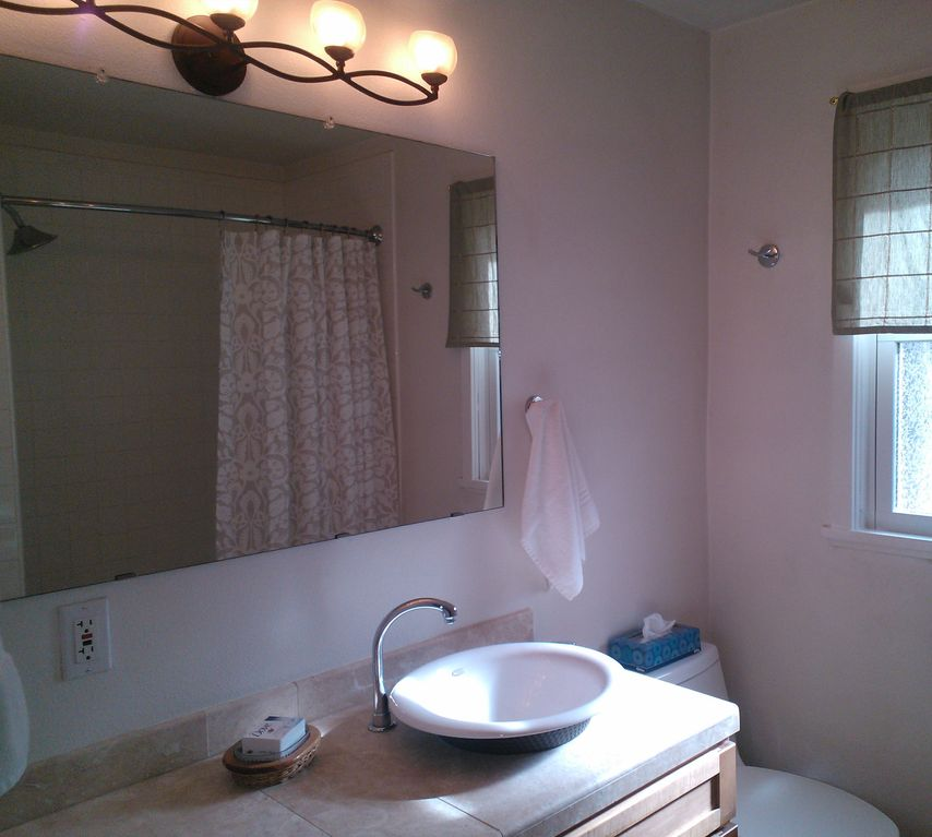 Photo of Bathroom in our house in Fort Collins Colorado