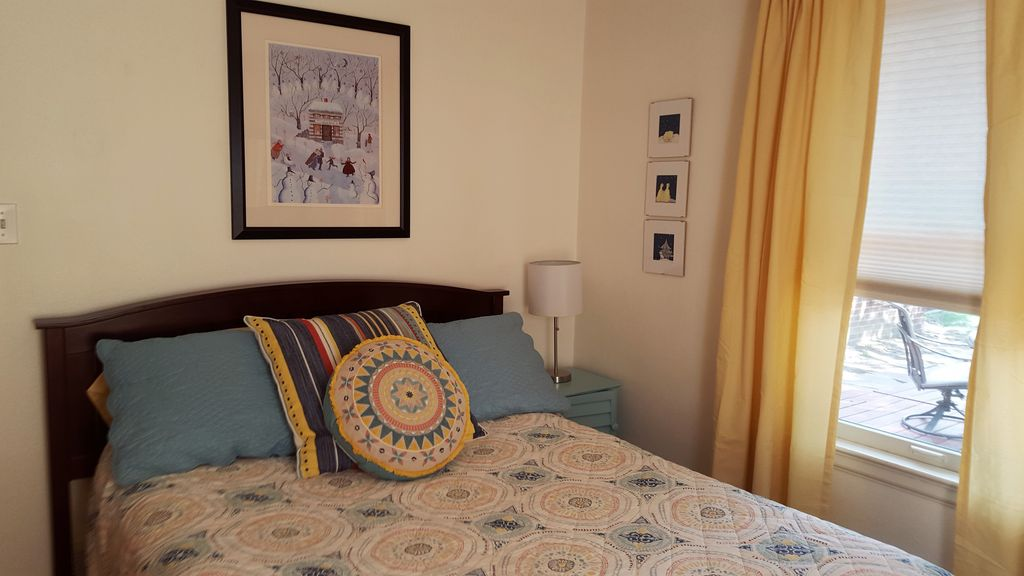 Photo of Guest Bedroom in our house in Fort Collins Colorado